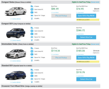 Improving Your Car Rental Website SEO and Online Reservations